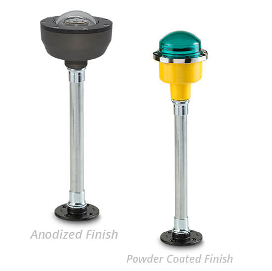 Pole Mounted Perimeter Light